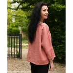 chemise-femme-pur-lin-lave-simplygrey-maison-de-mamoulia-rose- clair