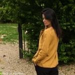 chemise-blouse-femme-pur-lin-lave-simplygrey-maison-de-mamoulia-jaune-moutarde