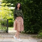 jupe-femme-pur-lin-lave-simplygrey-maison-de-mamoulia-poudre-chemise-verte-fonce