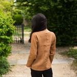 chemise-blouse-femme-pur-lin-lave-simplygrey-maison-de-mamoulia-cannelle-melangée-occre-