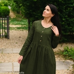 robe-tres-longue-boho-femme-pur-lin-lave-simplygrey-maison-de-mamoulia-forest-green-vert-bouteille--
