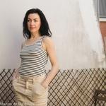 minimalisma-Gudrun - sailor-tshirt-debardeur-femme-soie-coton-maison-de-mamoulia-rayures-blanc-noir-sans-manches-