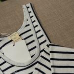 minimalisma-Gudrun- sailor-tshirt-robe-debardeur-femme-soie-coton-maison-de-mamoulia-rayures-blanc-noir-sans-manches--