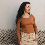 minimalisma-Gerda -Rooibos- tshirt-manches-longues-femme-soie-coton-maison-de-mamoulia-rouge-brique-terracotta-