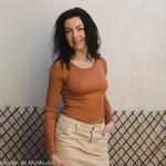 minimalisma-Gerda -Rooibos- tshirt-manches-longues-femme-soie-coton-maison-de-mamoulia-rouge-brique-terracotta--