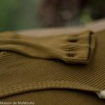 minimalisma-Gym -Seaweed- tshirt-manches-courtes-femme-soie-coton-maison-de-mamoulia-vert-kaki-algue-
