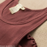 minimalisma-Gry- Mahogany -robe-debardeur-femme-soie-coton-maison-de-mamoulia-bourgundy-