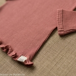minimalisma-Bergen-antique-red-tshirt-manches-longues-enfant-soie-coton-maison-de-mamoulia-rose-