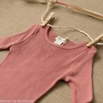 minimalisma-bina-Antique Red -robe-fille-soie-coton-maison-de-mamoulia-antique-red-rose