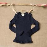 minimalisma-Belfast - tshirt-manches-longues-bebe-soie-coton-bleu-maison-de-mamoulia-bleu-nuit--