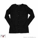 gilet-cardigan-mam-pure-laine-merinos-babyidea-maison-de-mamoulia-foggy-black