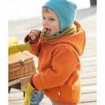 veste-manteau-bebe-enfant-disana-laine-bouillie-maison-de-mamoulia-orange-bonnet-bleu-lagoon