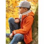 veste-outdoor-kid-enfant-disana-laine-bouillie-maison-de-mamoulia-orange