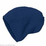 bonnet-beanie-enfant-adulte-disana-laine-merinos-tricote-maison-de-mamoulia-bleu-marine