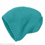 bonnet-beanie-enfant-adulte-disana-laine-merinos-tricote-maison-de-mamoulia-lagoon