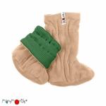 chaussons-booties-pure-laine-merinos-manymonths-maison-de-mamoulia-jade-green