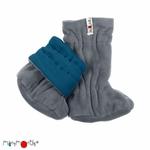 chaussons-booties-pure-laine-merinos-manymonths-maison-de-mamoulia-mykonos-gris