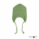 bonnet-bebe-avec-attaches-evolutif-pure-laine-merinos-manymonths-maison-de-mamoulia-jade-green-vert