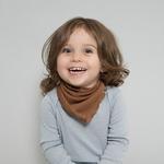 bandana-bebe-enfant-pure-laine-merinos-minimalisma-maison-de-mamoulia-abib-caramel