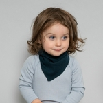 bandana-bebe-enfant-pure-laine-merinos-minimalisma-maison-de-mamoulia-abib-navy-bleu-marine-