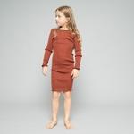 robe-manches-longues-enfant-pure-laine-merinos-minimalisma-maison-de-mamoulia-alda-rhubarbe