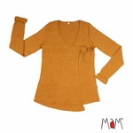 mam-babyidea-manymonths-wrap-cardigan-gilet-pure-laine-merinos-maison-de-mamoulia-honey-bread