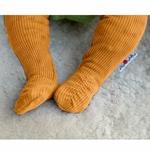 chaussons-longs-pure-laine-merinos-manymonths-maison-de-mamoulia-honey-bread