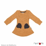 robe-bebe-enfant-evolutif-pure-laine-merinos-manymonths-maison-de-mamoulia-honey-bread