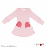 robe-bebe-enfant-evolutif-pure-laine-merinos-manymonths-maison-de-mamoulia-stork-pink-rose