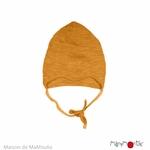 bonnet-bebe-evolutif-pure-laine-merinos-manymonths-maison-de-mamoulia-honey-bread-jaune