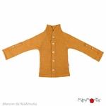 gilet-cardigan-avec-col-bebe-enfant-evolutif-pure-laine-merinos-manymonths-maison-de-mamoulia-honey-bread-jaune