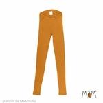 all-time-leggings-mam-pure-laine-merinos-babyidea-maison-de-mamoulia-honey-bread-jaune