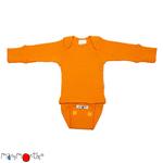 manymonths-body-shirt-evolutif-laine-merinos-bebe-jaune-safran-maison-de-mamoulia