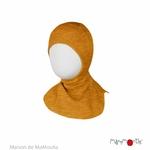 cagoule-bebe-enfant-evolutive-pure-laine-merinos-manymonths-maison-de-mamoulia-honey-bread-jaune-miel