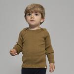 181-10 - Belfast - Seaweed - tshirt-bebe-soie-coton-maison-de-mamoulia-algue
