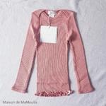 181-10 - Belfast - Tan- soie-coton-maison-de-mamoulia-peche