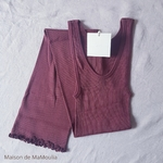 181-12 - Gry - Mahogany - robe-femme-soie-coton-maison-de-mamoulia