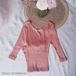 234 - Gym - Tan - tshirt-femme-soie-coton-maison-de-mamoulia-peche-