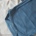 181-28 - Nebel - Steel Blue - body-bebe-coton-bio-maison-de-mamoulia-bleu-clair