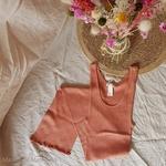 181-12 - Gry - Tan - robe-sans-manches-femme-soie-coton-maison-de-mamoulia-rose-