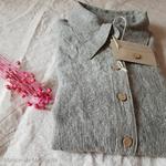chemise-femme-pure-lin-lave-simplygrey-maison-de-mamoulia-rayures-fines-noires