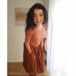48 - Gerda - Tan-tshirt-femme-soie-coton-maison-de-mamoulia-rose-peche-jupe-lin