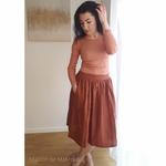 jupe-femme-pure-lin-lave-simplygrey-maison-de-mamoulia-chestnut-midi-rouille-brique-rouge