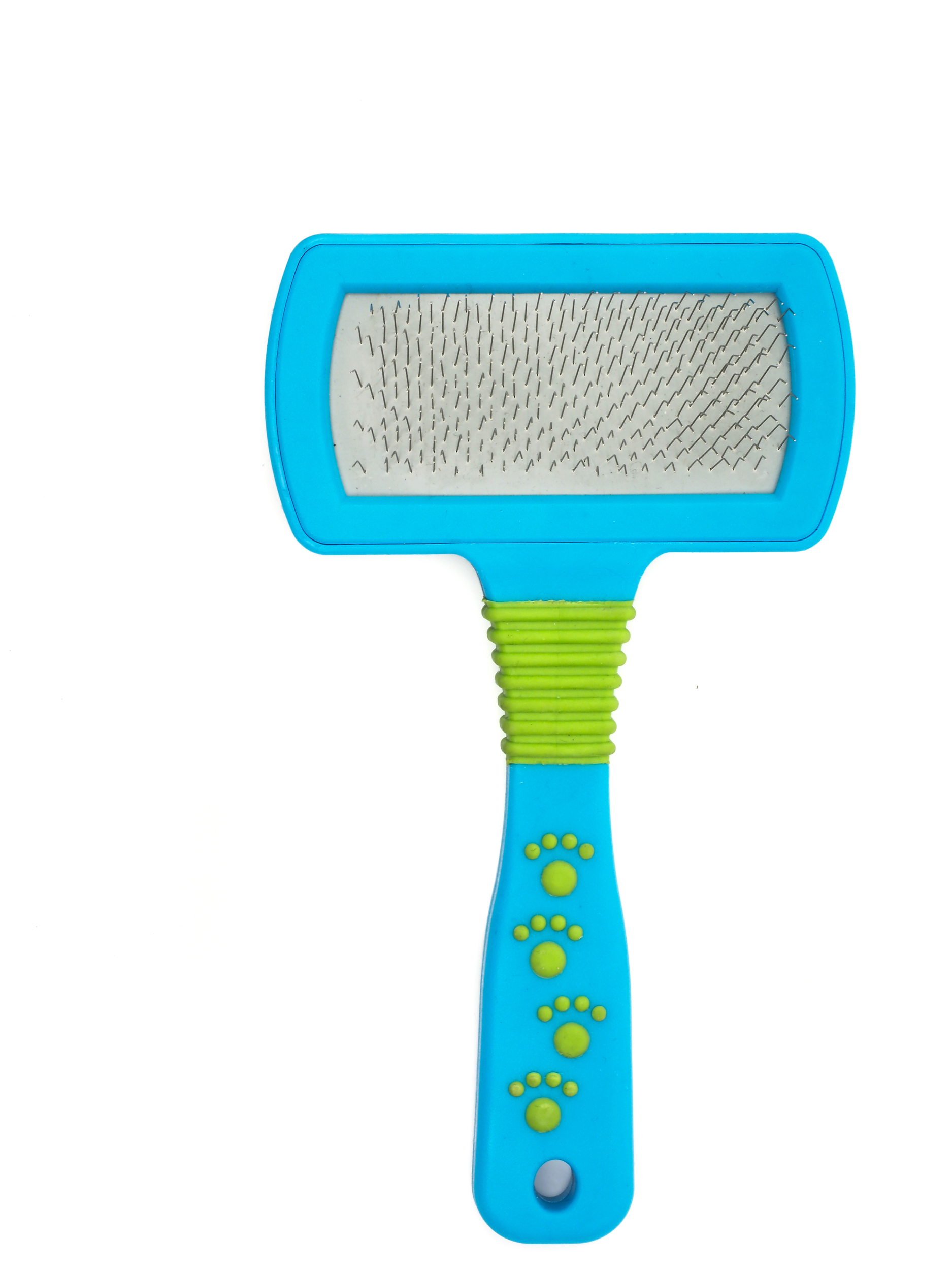 Brosse carde double chien