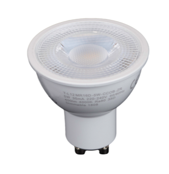 Lampe Led GU10 dimmable Blanc Chaud
