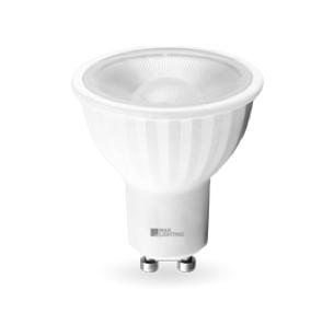 Lampe LED GU10 6W Blanc Naturel 120°