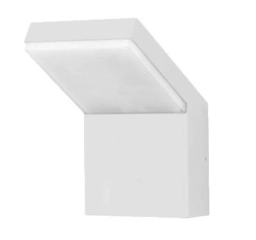 Applique extérieure LED 18W NEO XL Blanche 3000°K 1640 lumens