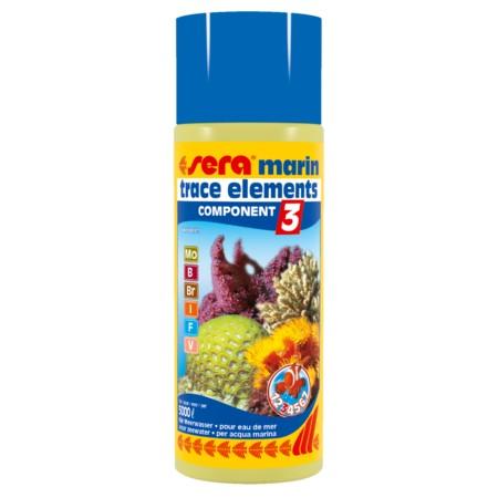 sera marin COMPONENT 3 trace elements Anionics 500 ml