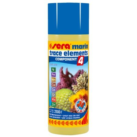 sera marin COMPONENT 4 trace elements Kationics 250 ml