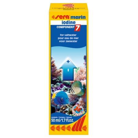 sera marin COMPONENT 7 iodine 50 ml
